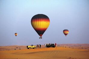 Hot Air Balloon Ride, Falconry & Breakfast