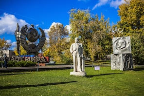 Park of Arts Muzeon and New Tretyakov Gallery private tour