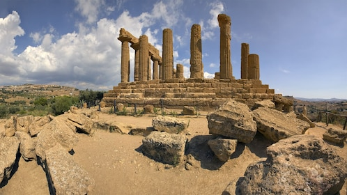 Valley of the Temples in Italy