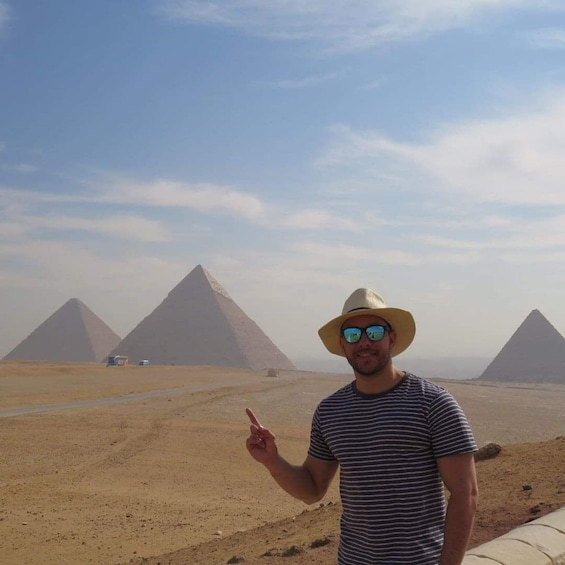 Show item 10 of 10. Cairo Tour from Marsa Alam by Flight -  Private Tour