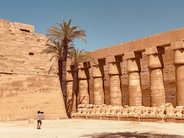 Luxor Highlights Private Day Tour from Hurghada