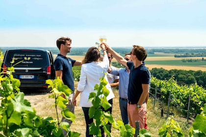 Champagne Day To Möet & Chandon and family winery