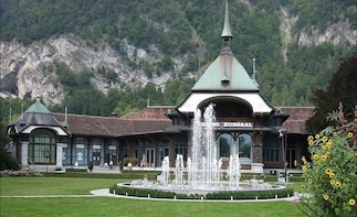 Interlaken city tour - 3 hour tour - with private tourguide