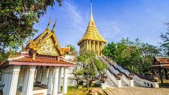 Muangboran, Thailand's Ancient City - Samut Prakan Province