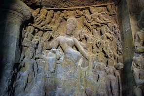 Elephanta Caves Island Tour