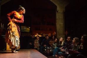 Flamenco Full Experience: Walking Tour, Show & Workshop