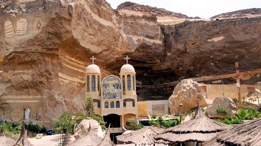 Cave churches in Cairo, Egypt