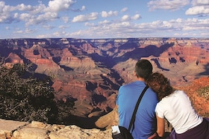 Private Grand Canyon with Ancient Ruins from Sedona