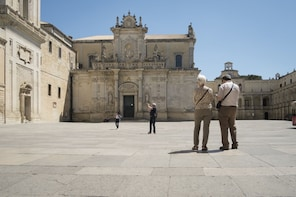 Walking tour of Lecce: South Florence