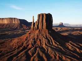 Monument Valley Navajo Tribal Park from Flagstaff