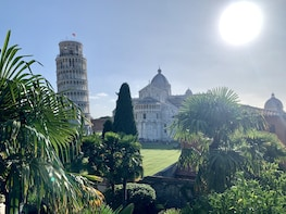 From Livorno: Bus Transfer to the Leaning Tower of Pisa
