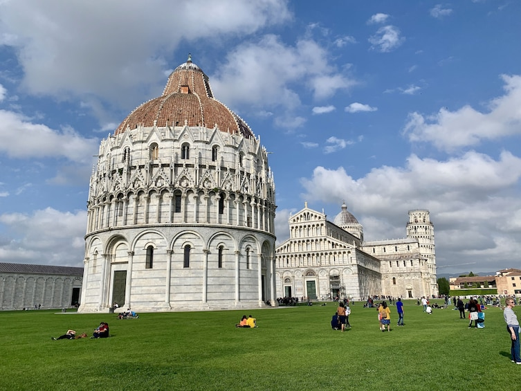 Show item 5 of 10. SHORE EXCURSION TO PISA & LUCCA FROM LIVORNO