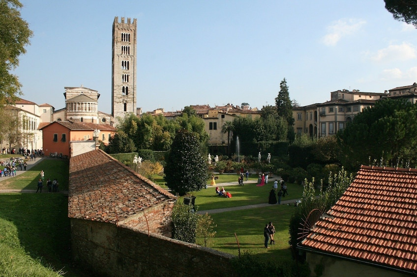 Show item 2 of 10. SHORE EXCURSION TO PISA & LUCCA FROM LIVORNO