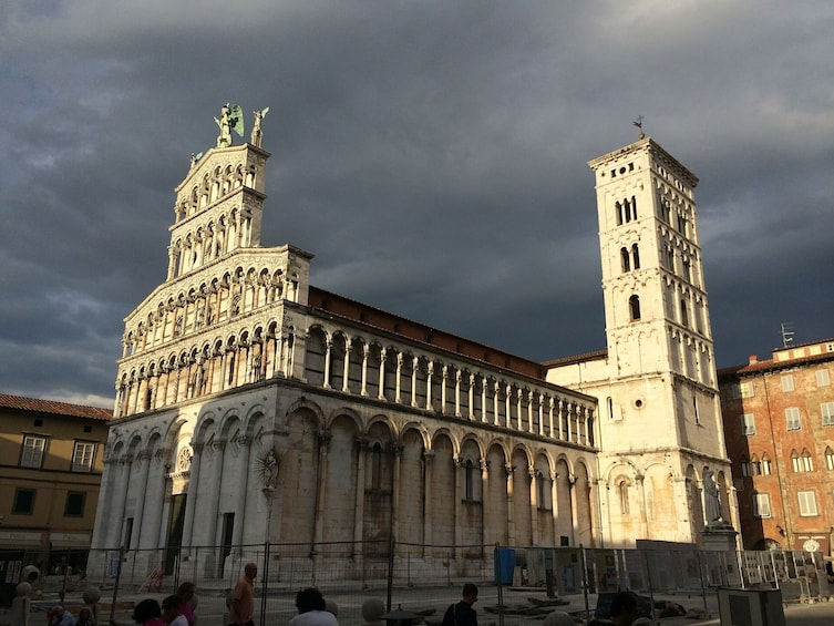 Show item 3 of 10. SHORE EXCURSION TO PISA & LUCCA FROM LIVORNO