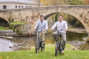 Segovia eBike Experience & Guided City Tour - from Madrid