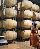 5 Hours Wineries, Tastings, Forest & Lunch at the Berry Farm