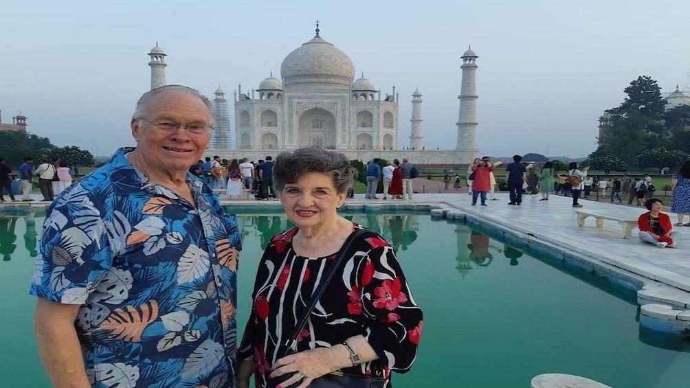 Private-Overnight Agra Tour from Delhi