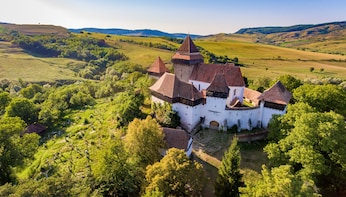 The Saxon Roots. Day trip from Brasov to Sighisoara & Viscri