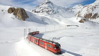 Lake Como, St. Moritz & Bernina Express