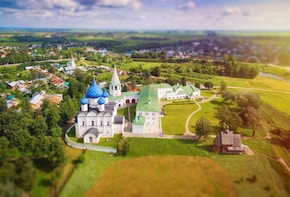 Private Tour from Moscow: Back to Medieval Russia (by train)