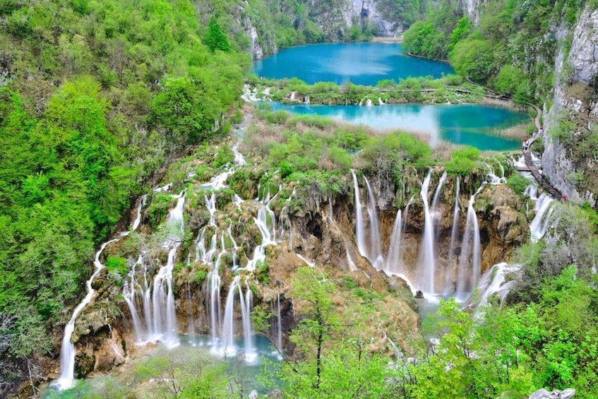 Show item 1 of 5. Private Excursion to National Park Plitvice Lakes