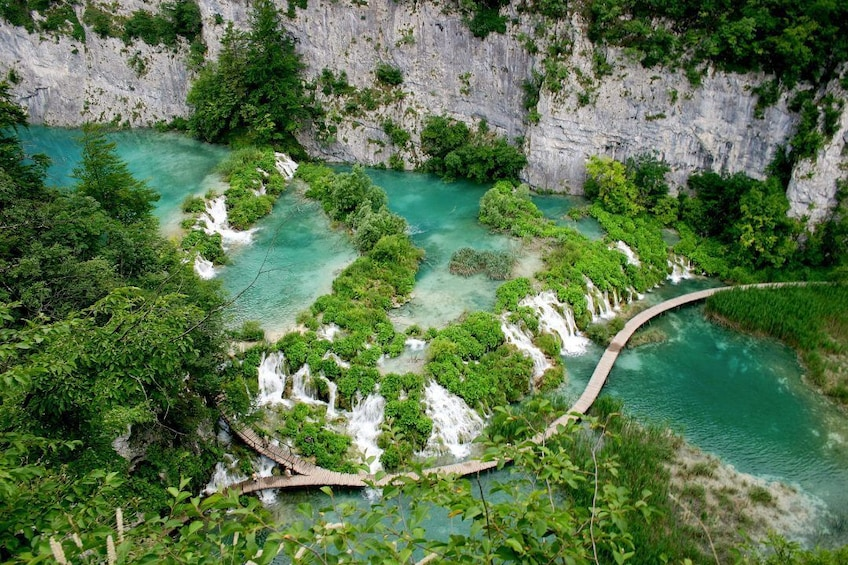 Show item 2 of 5. Private Excursion to National Park Plitvice Lakes