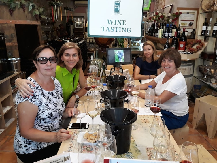 Show item 5 of 5. Food and Wine walking tour