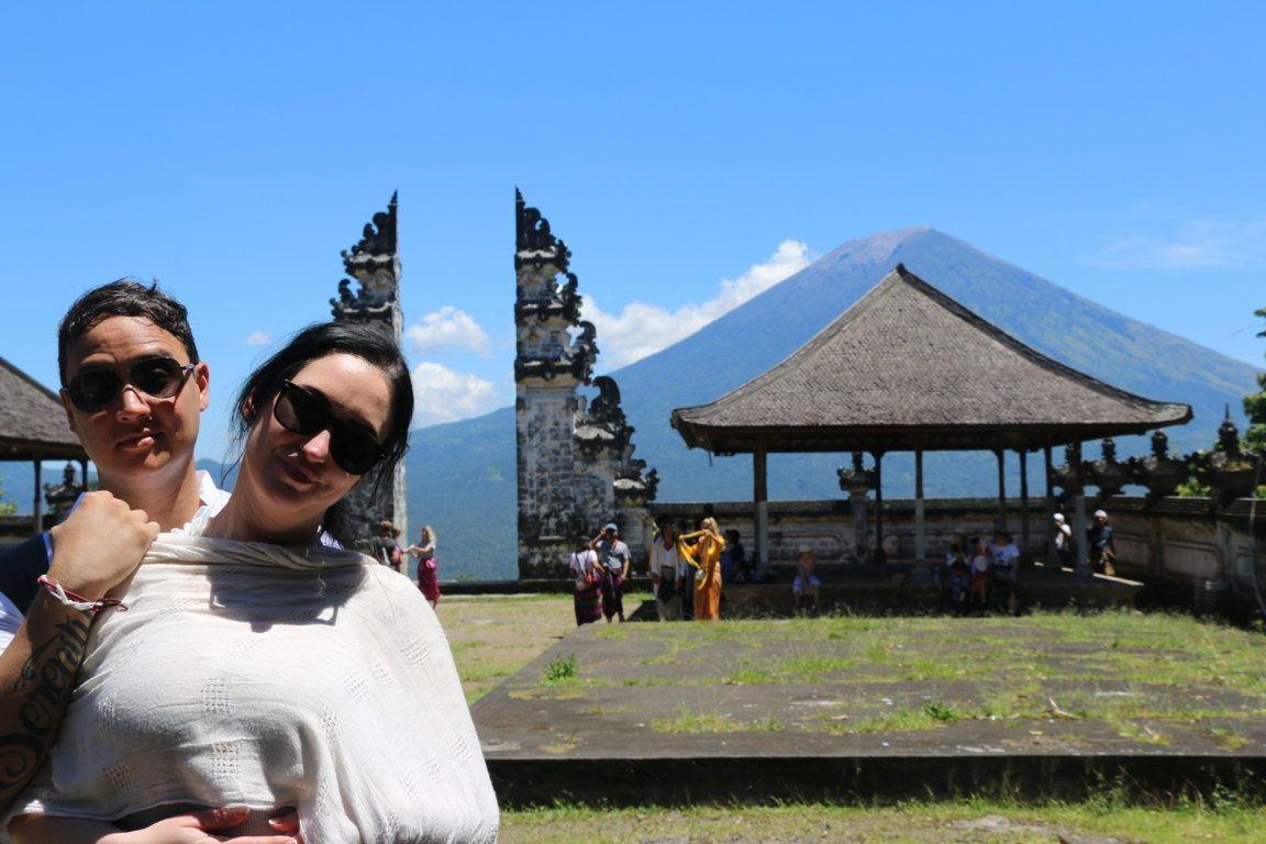 Bali Day Tour Waterfall & The Gate Of Heavean At Lempuyang.