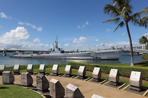 A Day at Pearl Harbor from Kona, Big Island