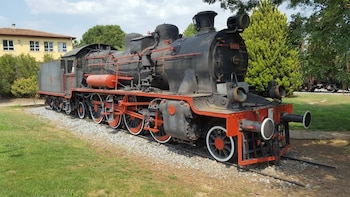 Private Tour to Steam Locomotives Museum