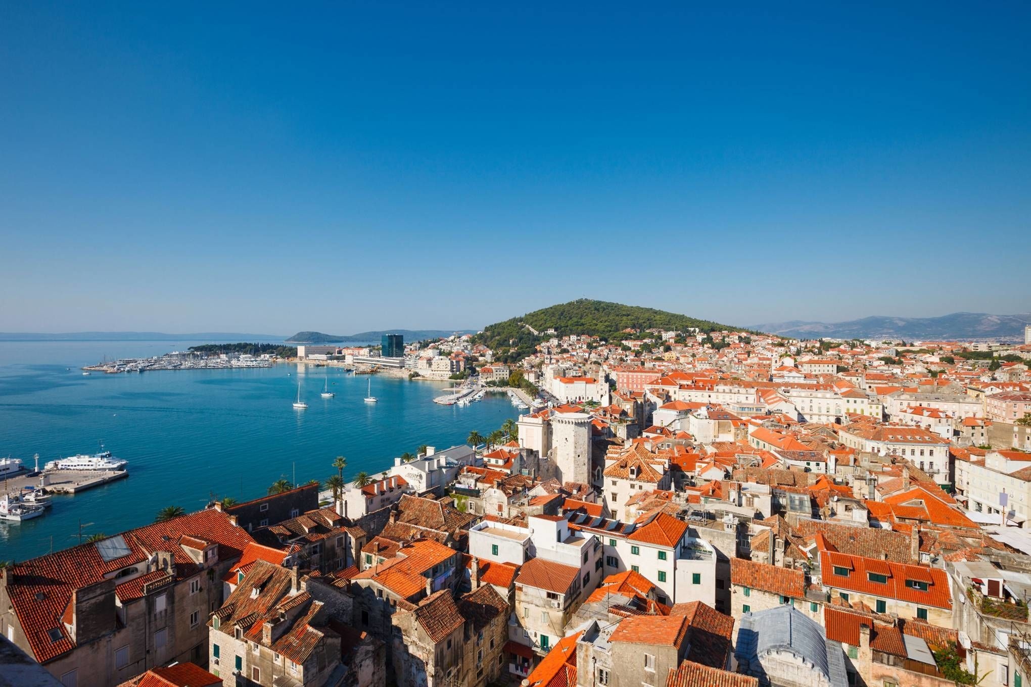 Transfer from Sarajevo to Split with tours in Herzegovina