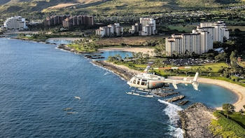 Legends of West Oahu Private Cultural Tour Helicopter Flight