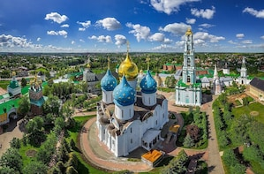 Private Tour: Dive into Medieval Rus in Sergiev Posad