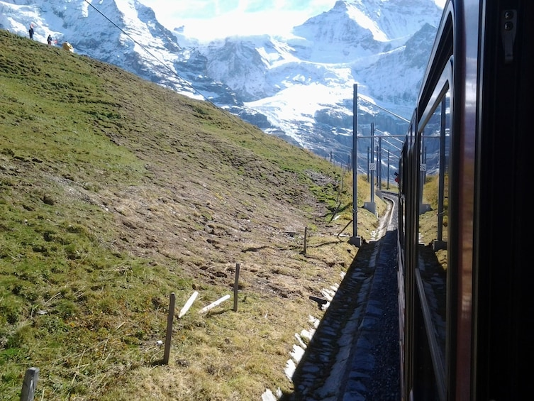 Jungfraujoch day tour with private tourguide - from Basel