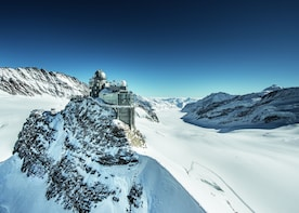 Jungfraujoch Top of Europe Private Tour from Basel
