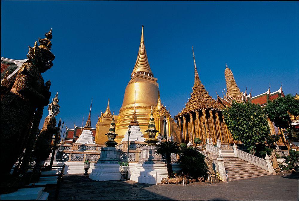 Temples of Bangkok