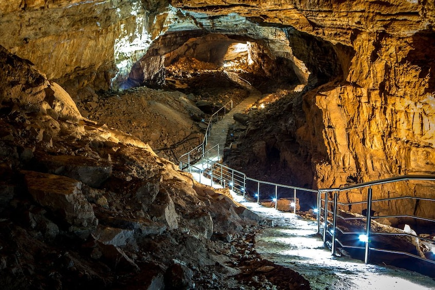 Show item 1 of 8. Private Excursion to Vjetrenica Cave from Dubrovnik