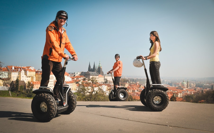 Show item 1 of 8. Prague segway tours with a private option