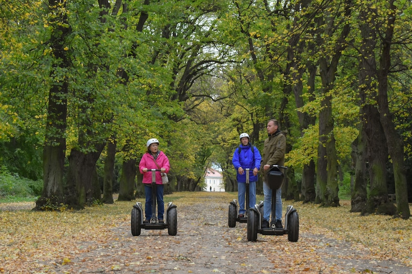 Show item 3 of 8. Prague segway tours with a private option