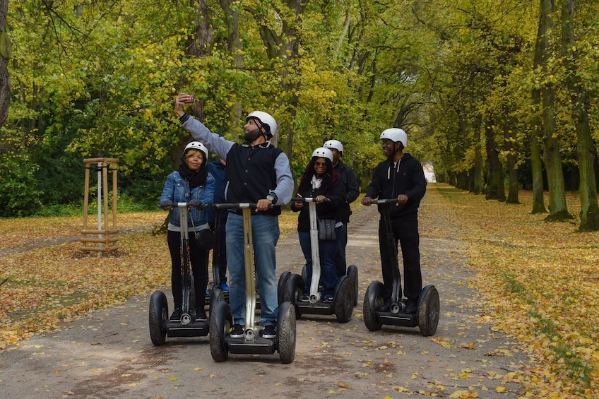 Show item 2 of 8. Prague segway tours with a private option