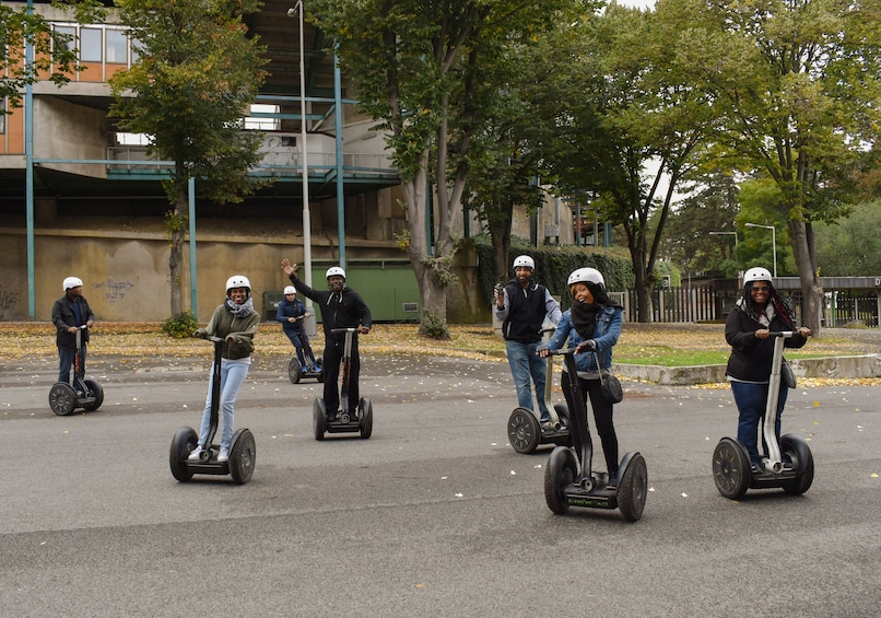 Show item 8 of 8. Prague segway tours with a private option