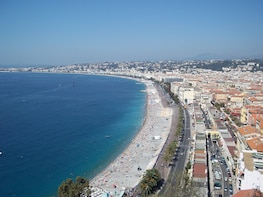 French Riviera : Nice, Eze & Monaco from Marseille