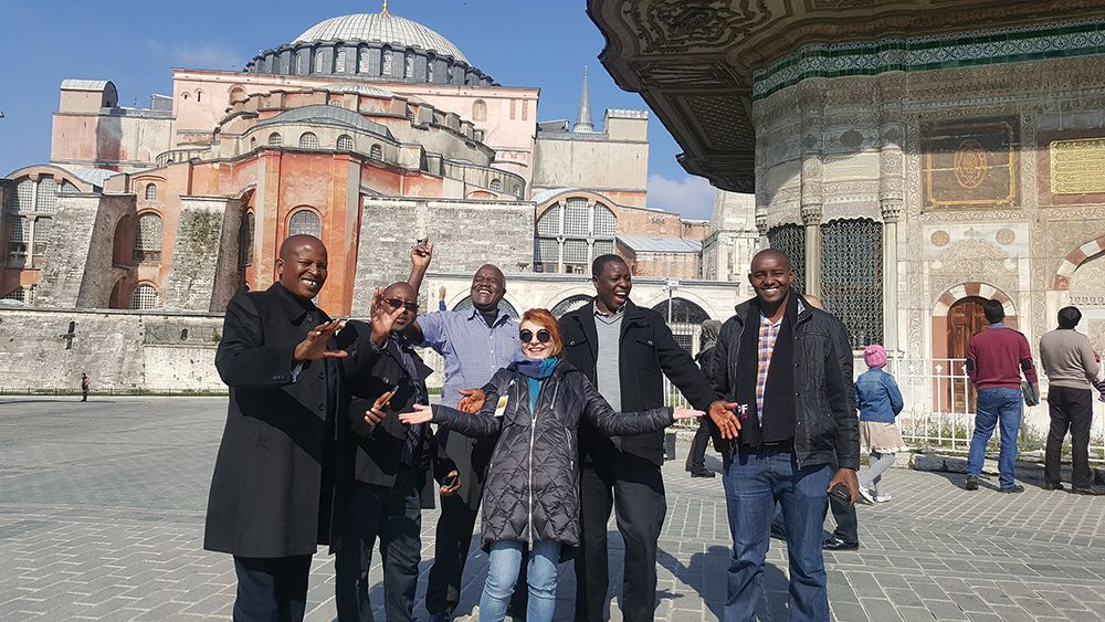Backstreets Of Istanbul With Tour Guide Ulku Simsek