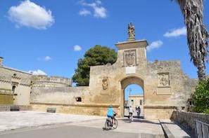 "Bike Tour: the ""Grecía Salentina"""