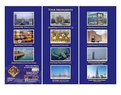 Dubai City Tour with Yacht Cruise in a Double Decker Bus