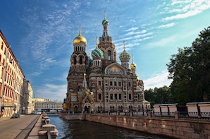 Stroll Through Russian Art and History Private Tour