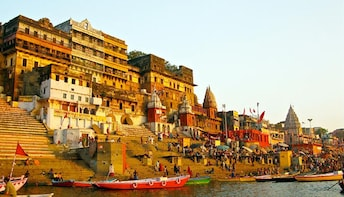 11 Days Golden Triangle & Varanasi with Luxury Accommodation