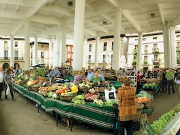 Ordizia Market, Idiazabal Cheese & San Sebastian Pintxos