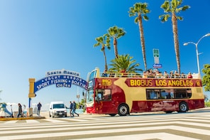 Los Angeles Hop-On Hop-Off Bus Tour