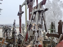 Private Hill of Crosses and Pakruojis Manor